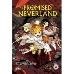 Manga The Promised Neverland PT Vol.1