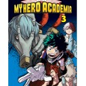 Manga My Hero Academia Vol.3