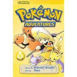 Manga Pokémon Adventures Vol.1