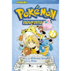 Manga Pokémon Adventures Vol.1