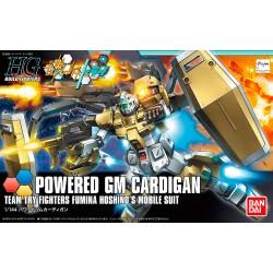HGBF POWERED GM CARDIGAN 1/144