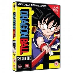 DVD Dragon Ball Remastered -Season 1 + 1st movie