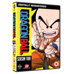 DVD Dragon Ball Remastered -Season 2