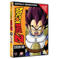 DVD Dragon Ball Z Remastered -Season 1