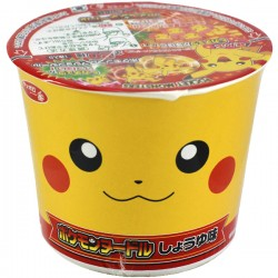 Pikachu Ramen