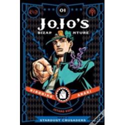 JoJo's Bizarre Adventure MANGA part 3 vol 1