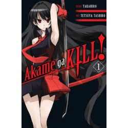 Manga Akame Ga Kill Vol.1
