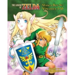 Manga The Legend of Zelda Box Set