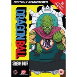 DVD Dragon Ball Remastered -Season 4