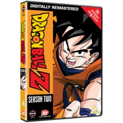 DVD Dragon Ball Z Remastered -Season 2