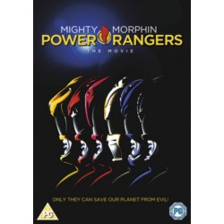 MIGHTY MOREPHIN POWER RANGERS THE MOVIE