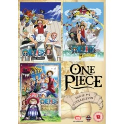 DVD Blu-ray One Piece Film Z
