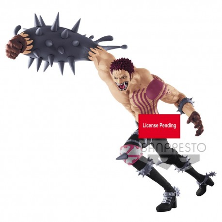 Edward Newgate 20th Anniversary Banpresto