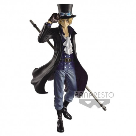 One Piece magazine PVC Statue Sabo