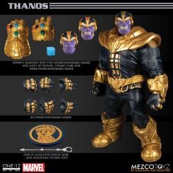 Captain Marvel Mezco Toys