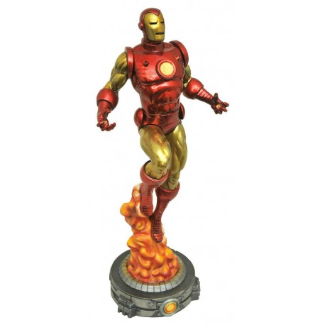 Avengers 4: Endgame - I Am Iron Man Glow in the Dark Deluxe Pop!
