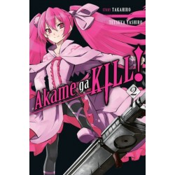 Manga Akame Ga Kill Vol.2