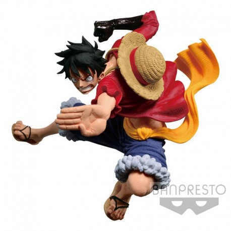 Monkey D. Luffy Special Color Ver. SCultures