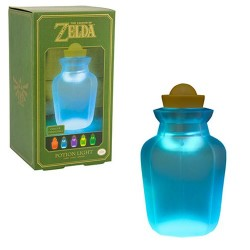 Legend of Zelda Light Potion Jar