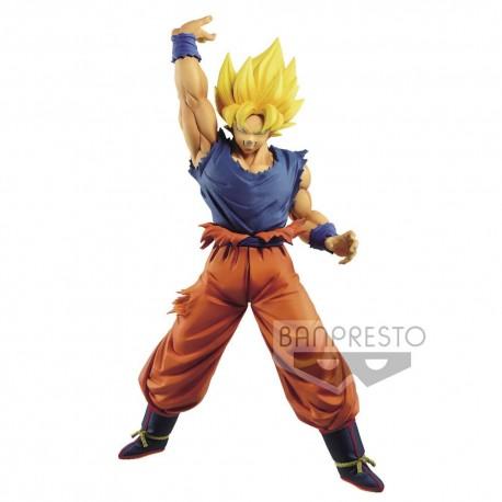 SSGSS Son Goku Banpresto