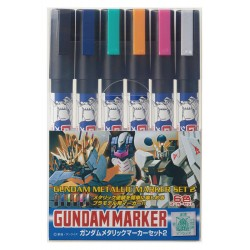 Gundam Marker Set 2