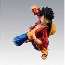 Monkey D Luffy Past Blue (Yellow Ver.) Variable Action Heroes