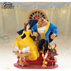Diorama Beauty and the Beast