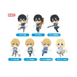 Keychain Sword Art Online: Alicization Nendoroid Plus
