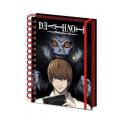 Death Note Wiro Notebook A5 Shadow