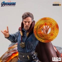 Avengers: Endgame  Doctor Strange  IRON STUDIOS