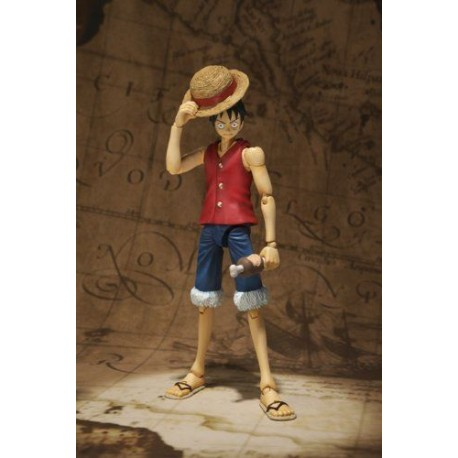 Bandai S.H.Figuarts One Piece Monkey D. Luffy