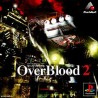 OVERBLOOD 2 PSX JAP