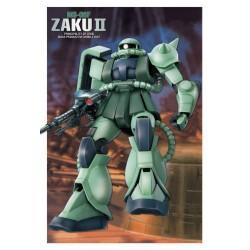 Zaku II MS06 F Model Kit 1/144