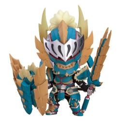 Hunter Male Zinogre Alpha Armor Capcom