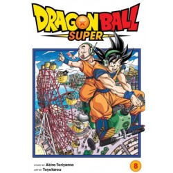 Dragon Ball Super Vol.8
