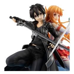 Kirito & Asuna 10th Anniversary  MEGAHOUSE