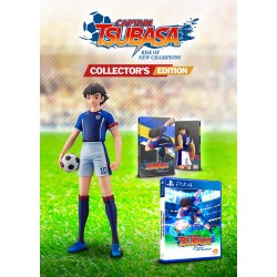 PS4 Captain Tsubasa: Rise Of New Champions  collectors ed.