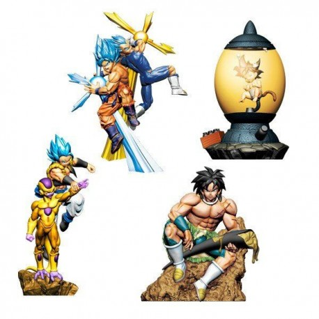 Dragonball Super Dracap Trading Figure Re: Birth Super Power Ver.