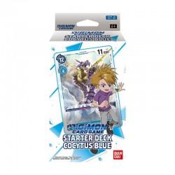 Digimon Card Game Starter Deck 2 Cocytus Blue