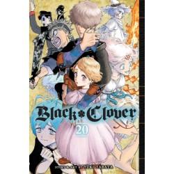Black Clover manga