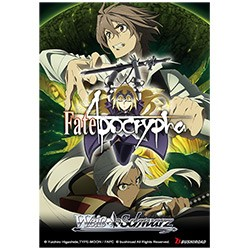 Weiss Schwarz  Fate/Apocrypha Booster pack