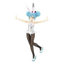 Vocaloid Hatsune Miku white BiCute Bunnies ver Furyu