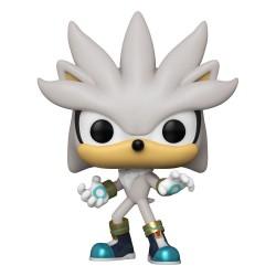 Silver the Hedgehog POP