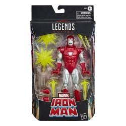 Iron Man Silver Centurion MARVEL LEGENDS