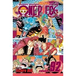 One Piece Vol.92