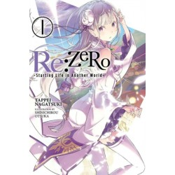 Re:ZERO Vol. 1 (light novel)