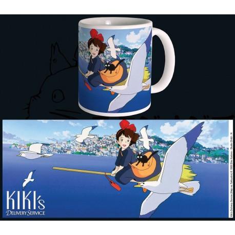 Studio Ghibli Kiki Caneca