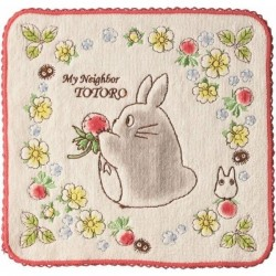 My Neighbor Totoro Mini Towel Wild Strawberries