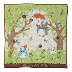 My Neighbor Totoro Mini Towel Shade of the Tree