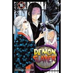 Demon Slayer manga